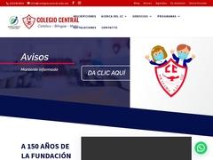 Colegios Escuelas - Colegio Central