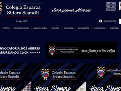 Colegios Escuelas - Colegio Esparza