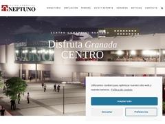 Centros Comerciales - Centro Comercial Neptuno Granada España