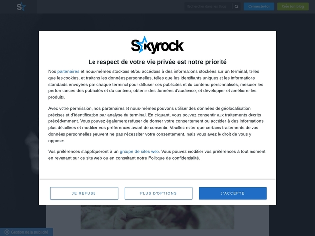 Blog Skyrock de Citations-RapFrancais