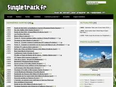 REPERTOIRE DE SINGLE-TRACK