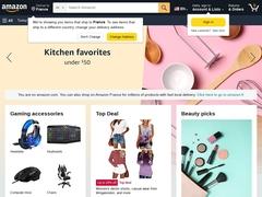 Amazon.fr (ebooks gratuits)