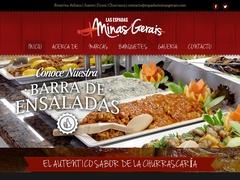 Comida Internacional - Restaurante Mato Grosso Las Espadas
