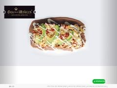 Comida Internacional - Restaurante Casa de los Muñecos