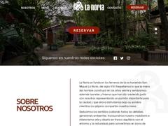 Comida Internacional - Restaurante La Noria