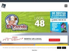 Centros Comerciales - Plaza Las Brisas Tijuana BC