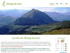 Site de l'Étang de Lers : Espace Nordique, Ski de Fond, Raquettes
