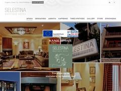 Selestina Boutique Hôtel 3 * - Karpenissi - Evrytania - Grèce centrale
