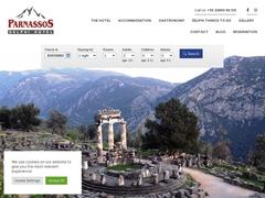 Parnassos - 3 * Hotel - Delphi - Phocis - Central Greece