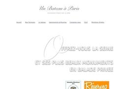 Un Bateau à Paris