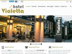 Violetta - Hotel 3 * - Kamena Vourla - Phthiotis - Central Greece