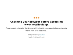 Loula - Hotel 2 * - Kamena Vourla - Phthiotide - Grèce centrale