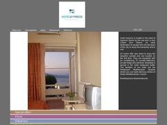Kypreos - Hotel 2 * - Kamena Vourla - Phthiotide - Grèce centrale