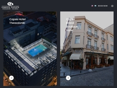 Capsis - 4 * Hotel - Thessaloniki - Central Macedonia