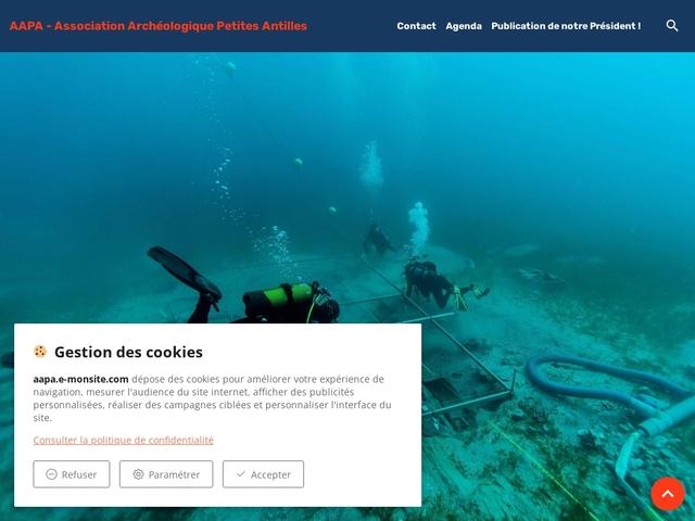Archéologie Guadeloupe Antilles Caraïbes (A.A.P.A)
