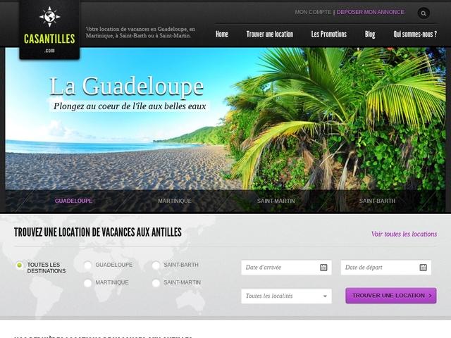Location Guadeloupe Jacanahi | Vos prochaines vacances aux Antilles !