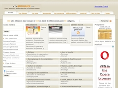 Annuaire gratuit pour référencer des sites gratuitement.