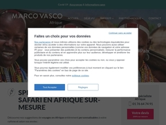 Specialiste du voyage , safari en Afrique sur mesure ▷ Africaveo