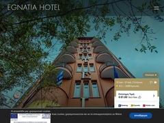 Egnatia - Hôtel 3 * - Thessalonique - Macédoine Centrale