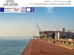 Atlantis - Hôtel 2 * - Thessalonique - Macédoine Centrale