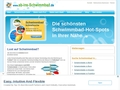 Ab ins Schwimmbad