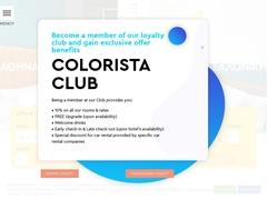 Χρώματα - Δωμάτια & Διαμερίσματα - Θεσσαλονίκη - Κεντρική Μακεδονία