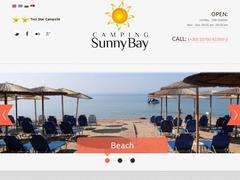 Sunny Bay Camping Class C - Μεταμόρφωση - Χαλκιδική - Mακεδονία