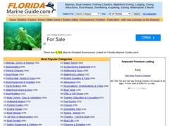 Florida Marine Guide