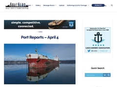 Great Lakes and Seaway Shipping