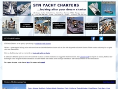 Yacht Charter Vacations and Holidays in the BVI or British Virgin Islands