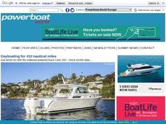 Powerboat-world