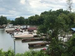 Hiddencove Marina of the Seneca Yacht Club