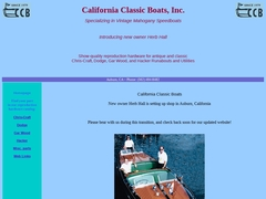 California Classic Boats, Inc.
