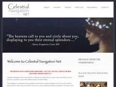 Celestial Navigation Net