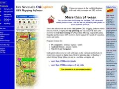 The Official OziExplorer Web Site