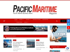 Pacific Maritime Magazine