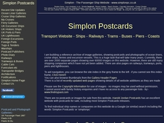 Simplon Postcards