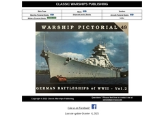 Classic Warships Publishing