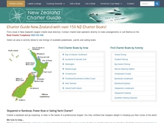 250+ New Zealand Charter Boats An incredibly useful guide to New Zealand