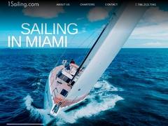 Charter Florida Sailboat