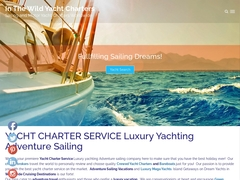 In The Wild World Wide Yacht Charters and Sailing Vacations