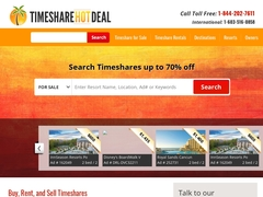 Time Share Hot deal