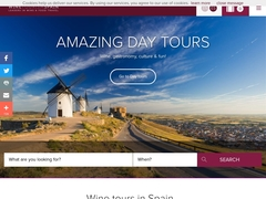 Wine Tours in Spain