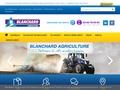 Détails : Concessionnaire Blanchard : distributeur, réparateur de matériels agricoles neufs et occasion