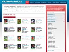 Sporting Heroes
