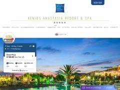 Anastasia (Xenios Ventures) - Hotel 5 * - Νέα Σκιώνη - Χαλκιδική