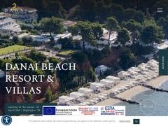 Danai Beach - Ξενοδοχείο 5 * - Νικήτη - Σιθωνία - Χαλκιδική
