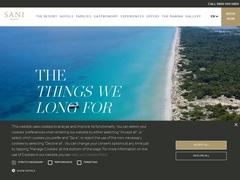 Sani Resort - Ξενοδοχεία 5 * - Σάνη - Κασσάνδρα - Χαλκιδική
