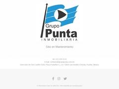Inmobiliarias - Grupo Punta