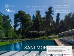 Sani Woods Apartments 4 Keys - Σάνη - Κασσάνδρα - Χαλκιδική